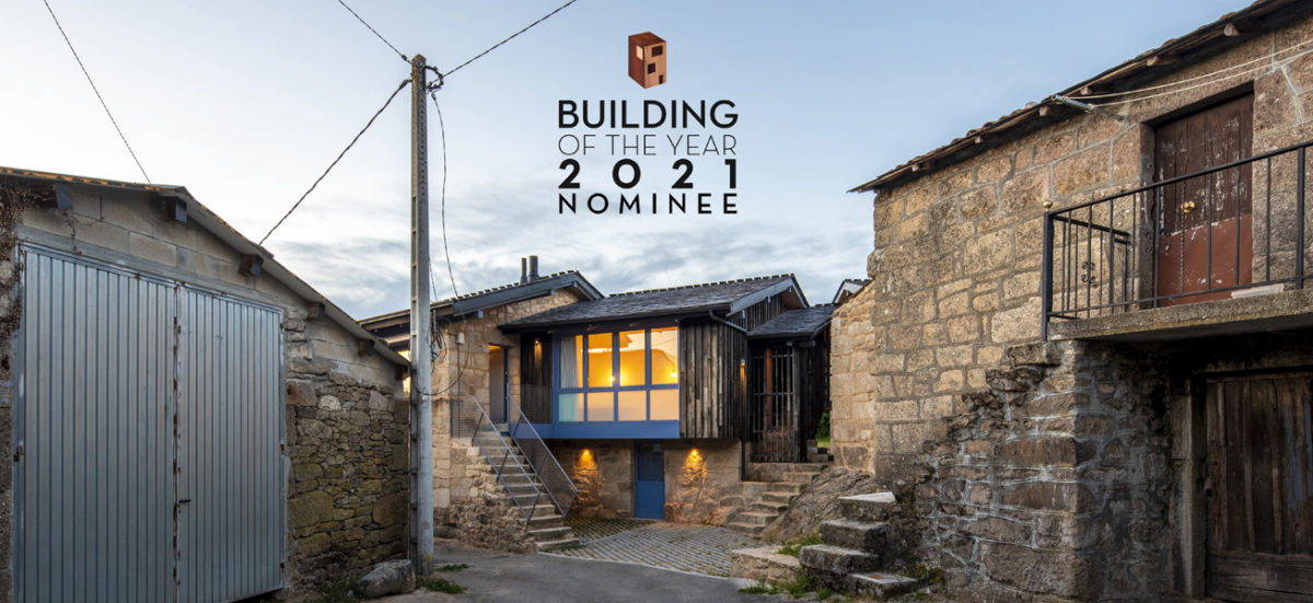 ArchDaily 2021 Building of the Year Awards Nominee