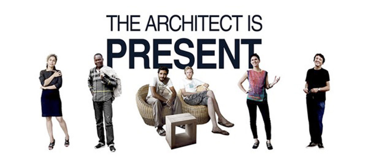 """""""THE ARCHITECT IS PRESENT"""""""
